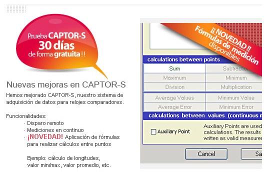 CAPTOR-S PRO