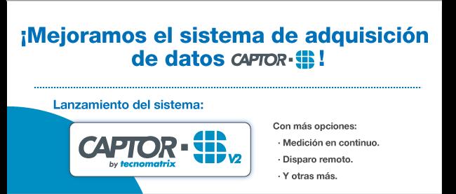 Description tecnica Tecnomatrix CAPTOR-S