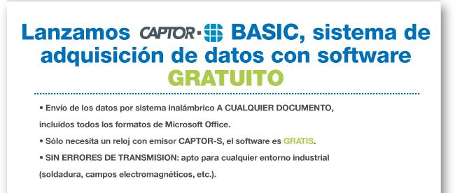 CAPTOR-S Basic