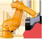 robot captor r
